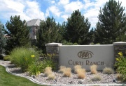 Curti Ranch Sign